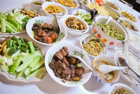 cuisine tradition myanmar traditional food burma tour