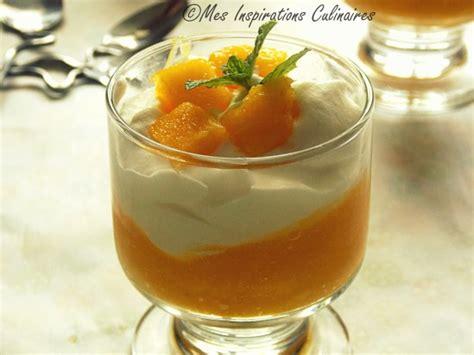 recette avec de la mangue dessert dessert exotique a la mangue citron vert et cardamome le cuisine de samar