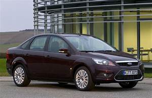 Ford Focus Sedan 2008