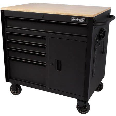 proworks   wide    deep  drawer rolling