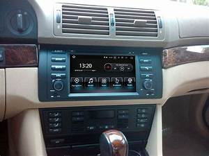 Bmw 5 Series E39   M5 E39   X5 E53  Gps Navigation Head Unit