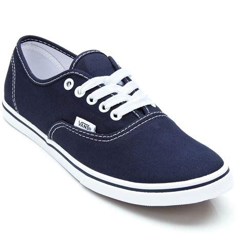 vans authentic lo pro shoes