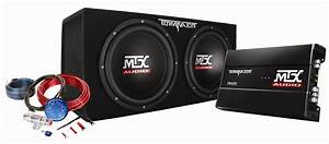 Can I Hook Up 2 Subwoofers To A Mono Amp
