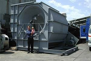 » Very Large Centrifugal Fan