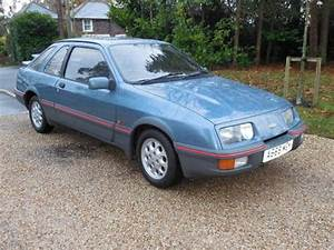 Ford Sierra Xr4i : for sale 1983 ford sierra xr4i credit debit cards delivery classic cars hq ~ Melissatoandfro.com Idées de Décoration