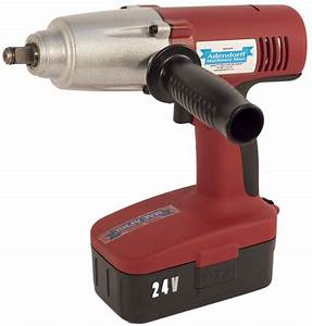 "MAC AFRIC 1/2"" Cordless Impact Wrench 24V Adendorff"