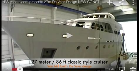 Yacht Yes by Construction Yes Yachts Superyacht