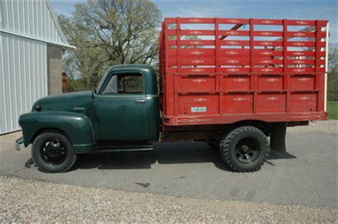 chevy farmgrain truck   orig miles