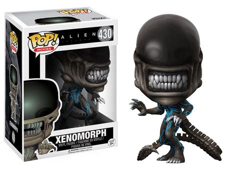 pop funko xenomorph alien movies covenant figure vinyl skull action enlarge thumbnails