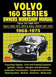 Volvo 160 Series Owners Workshop Manual 1968