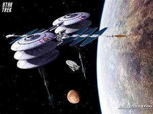 Starfleet Horizon Space Station (page 2) - Pics about space