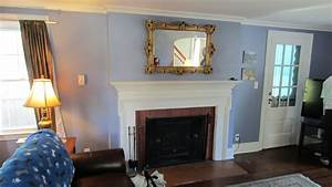 Hidden Flat Screen Tv Cabinet Over Fireplace Picture Frame
