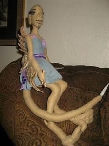 Dren From Splice Doll  U00b7 A Rag Dolls    A Person Plushie
