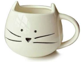 cat coffee mug 17 creative cool and unique coffee mugs
