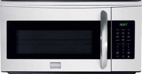 ductless range frigidaire fgmv175qf 30 inch the range microwave oven