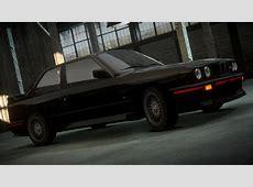 BMW M3 Sport Evolution Evo III E30 Need for Speed