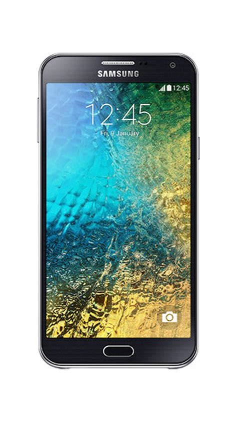 buy samsung galaxy e7 black online at low prices in