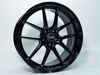 Schwarz Ral 9005 Hochglanz Mainhattan Wheels Ral9005