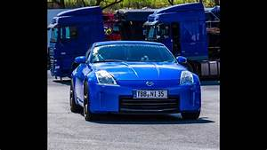 Nissan 350z Dipped  U0026quot Sky Blue U0026quot