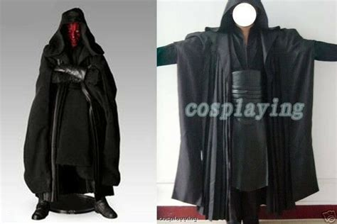 star wars halloween cosplay party suit sith lord darth