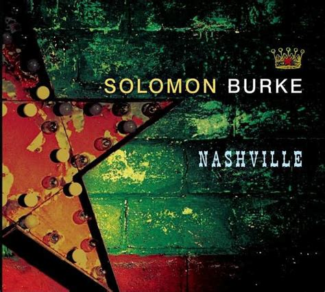 barnes and noble nashville nashville by solomon burke 826663101799 cd barnes