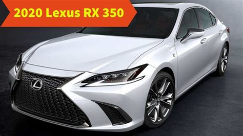 lexus models 2020 lexus new models 2020 rating review and price car