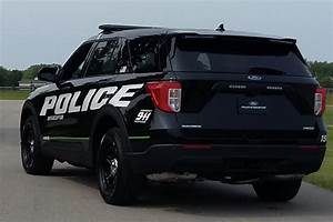 2020 Ford Explorer Police Interceptor The Daily Drive