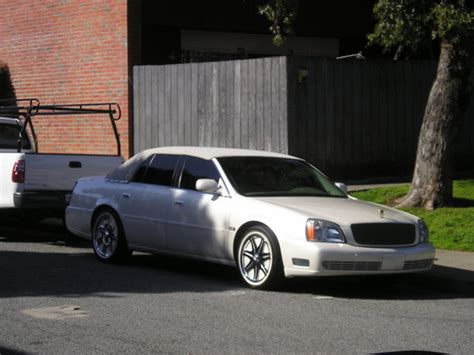 2003 cadillac deville on 20s dress