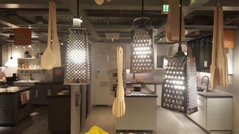 suspension ikea cuisine une suspension de cuisine ikea diy très originale pour