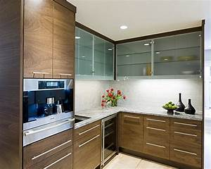 glass kitchen cabinet contemporary minneapolis with With kitchen cabinets lowes with art glass wall art