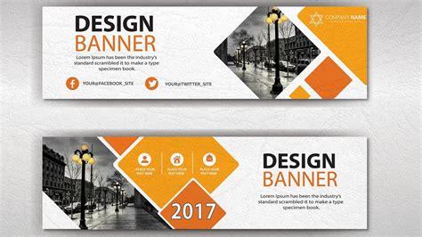 illustrator tutorial business banner design youtube