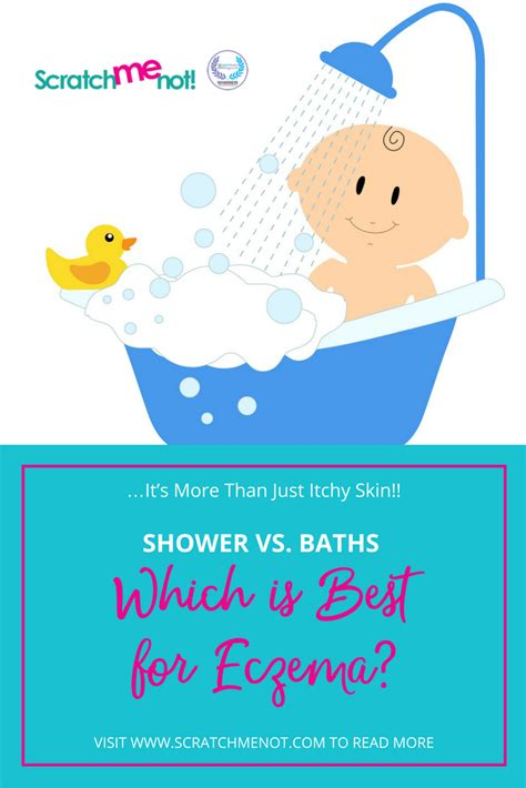 Shower For Eczema - showers vs baths which is best for eczema not just