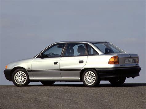 opel astra sedan opel astra sedan specs 1992 1993 1994 autoevolution