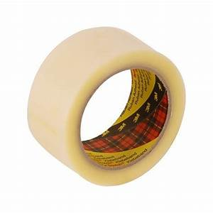 Buy Online 3m 370 Hot Melt Packaging Tape  Clear  48mm X
