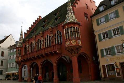 Rathaus In Freiburg by Freiburg Im Breisgau Baden Wurttemberg Germany Bild