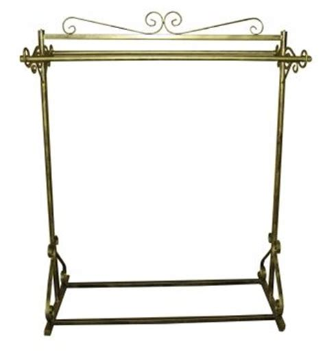 gold clothing rack goenoeng