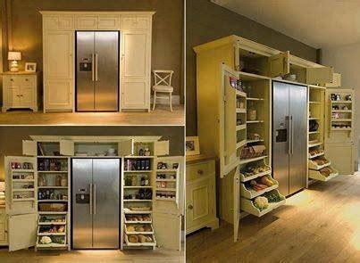 space saving kitchen storage inbyggd kyl och frys byggarens dagbok 5639