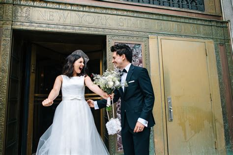 How To Get Married At New York City Hall