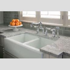 Quarzit Arbeitsplatte Bauernhaus Spüle Küche Designideen