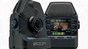 Zoom Q2n - Handy Video Recorder  Demo