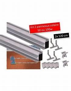 Fixation Panneau Solaire : fixation panneau solaire brico ~ Dallasstarsshop.com Idées de Décoration