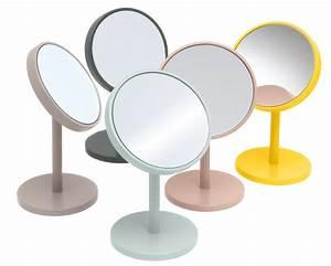 Miroir à Poser : miroir grossissant rond poser beauty by sch nbuch design apartment 8 ~ Teatrodelosmanantiales.com Idées de Décoration