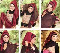 wear hijab pashmina hijab