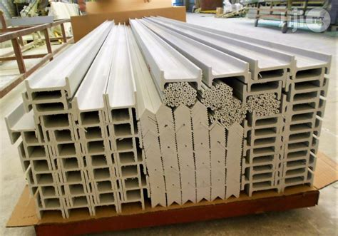frpgrp fibreglass pultruded profiles  lagos state manufacturing services juneng nigltd