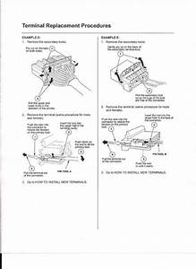 Pics Of How To Remove Pins In Honda Wire Harnesses