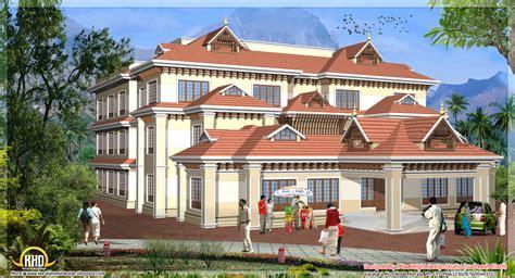 kerala style house  models house design plans