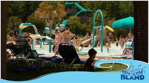 Spend the day at a variety of special events and take advantage of special park and program discounts in a monthly email sent only to gold pass members! Splash Island Waterpark   Charleston County Parks and ...