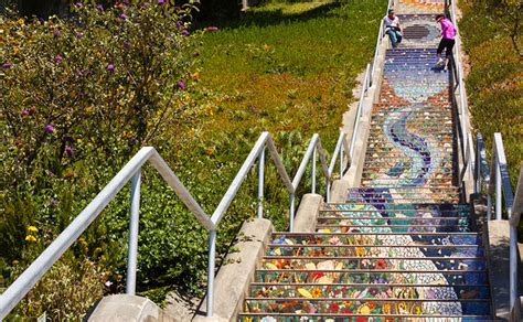 16th avenue tiled steps sf beautiful 187 award 2006 16th avenue tiled steps