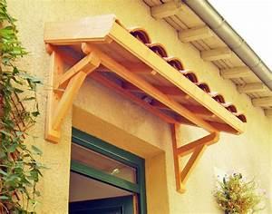 Toit En Bois : kit avant toit douglas 1000 x 1950 avenue du bois ~ Melissatoandfro.com Idées de Décoration