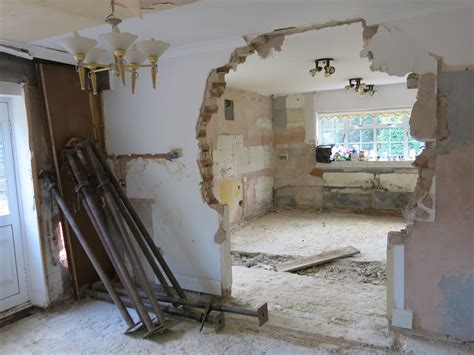 Internal Wall Demolition